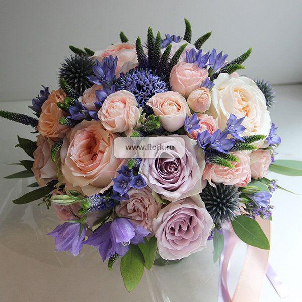 Свадебные букеты от Flork.ru