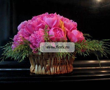 Как заказать свежие цветы?