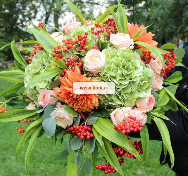 Цветы букет салон москва — 3