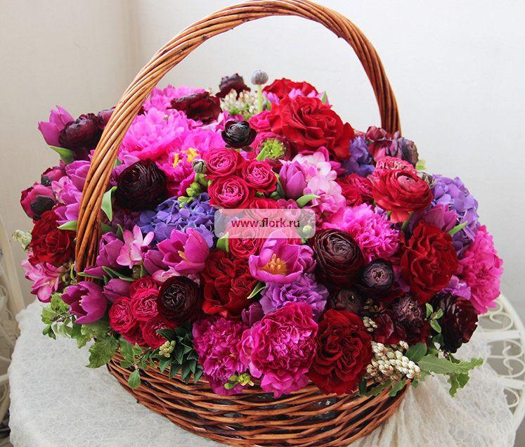 Букет невесты из фрезии заказать в москве — 10