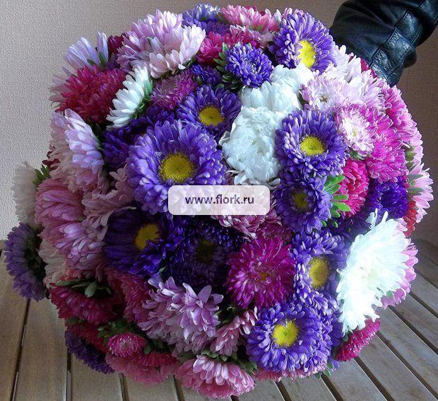 Цветов пензе букет цветов красных роз с астрами