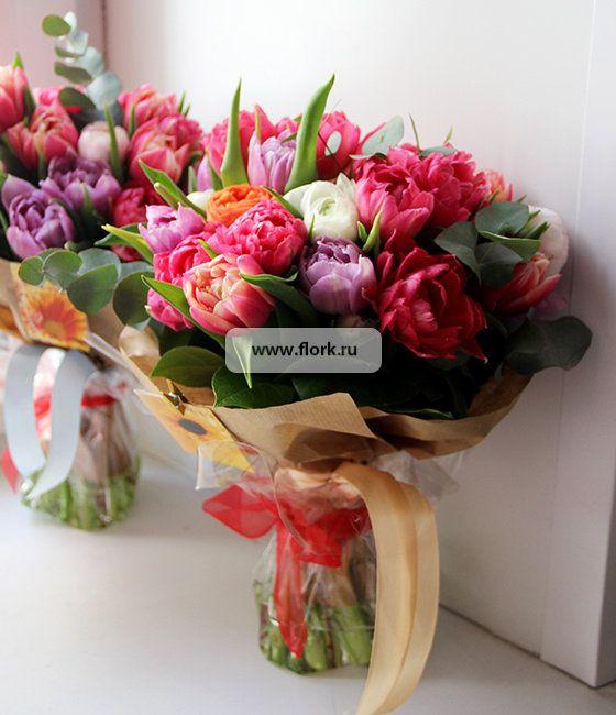 Закупки цветов в Голландии